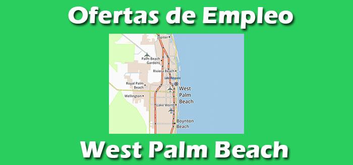 Trabajos en West Palm Beach en español para Hispanos 2020