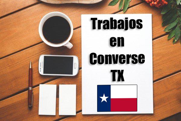 trabajos en converse tx inmigrantes con papeles