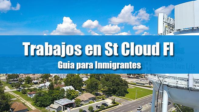 trabajos en st cloud fl inmigrantes