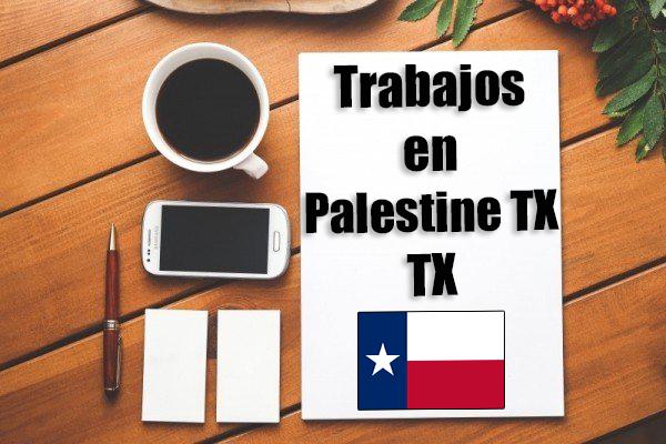 Empleos Turno de Noche en Palestine TX