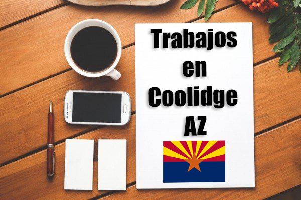 Empleos Turno de Noche en Coolidge AZ