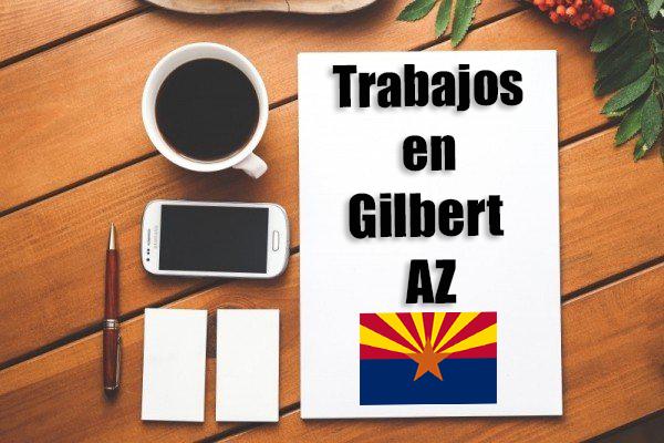 Empleos Turno de Noche en Gilbert AZ