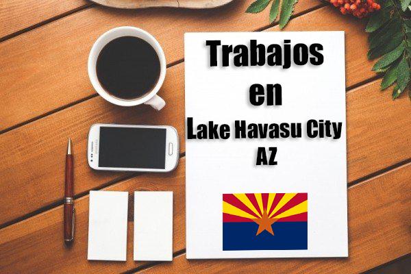 Empleos Turno de Noche en Lake Havasu City AZ