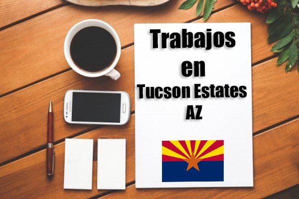 Empleos Turno de Noche en Tucson Estates AZ