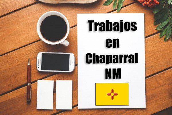 Empleos Turno de Noche en Chaparral NM