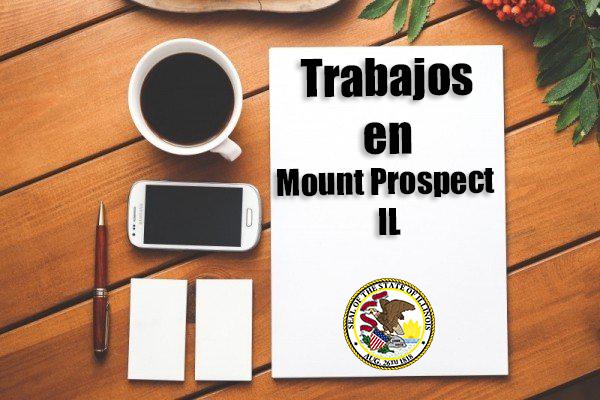 Empleos Turno de Noche en Mount Prospect IL