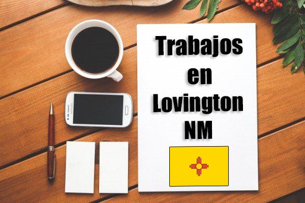Empleos Turno de Noche en Lovington NM