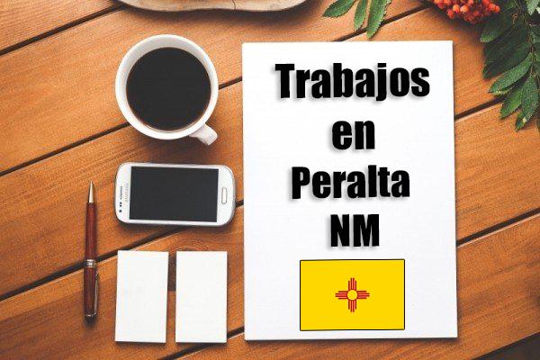 Empleos Turno de Noche en Peralta NM
