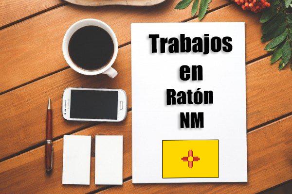 Empleos de limpieza en Ratón NM