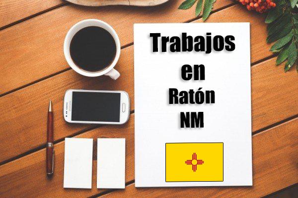 Empleos Turno de Noche en Ratón NM